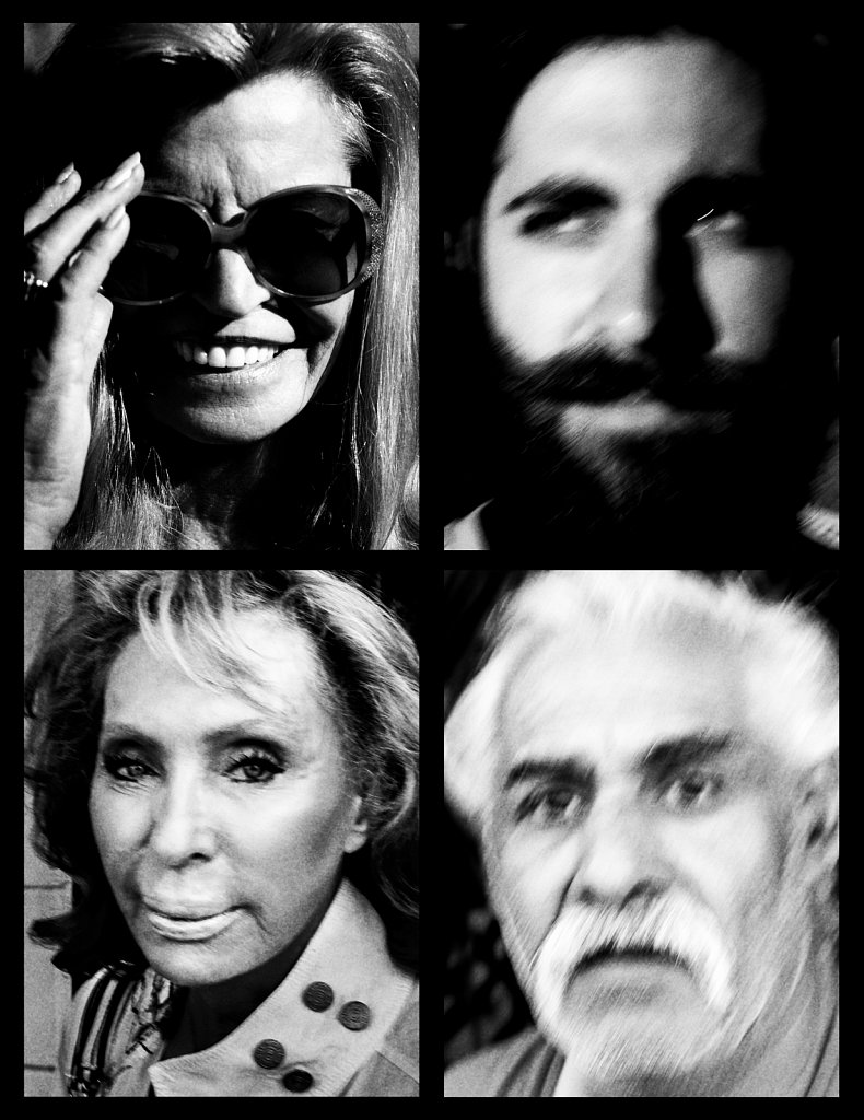 faces of cannes 3/6