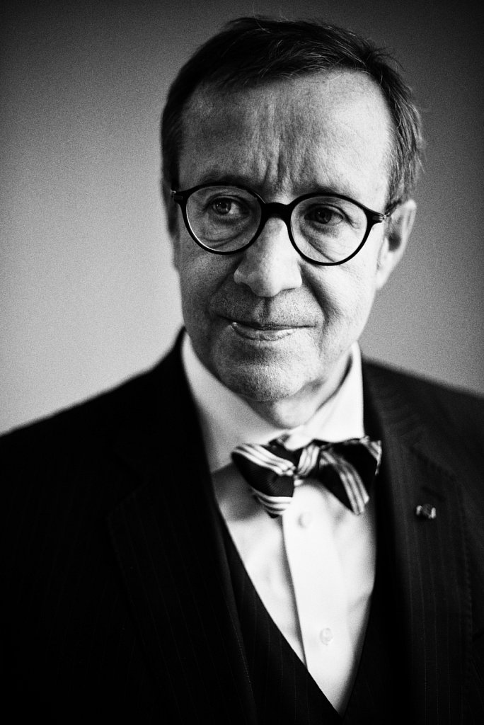 Estonian President Thomas Hendrik Ilves