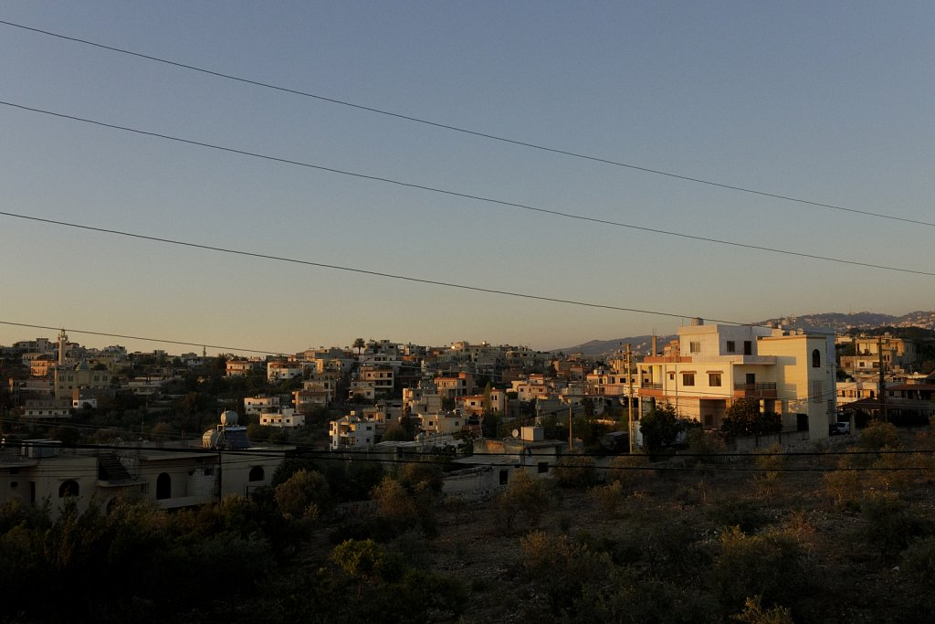 The city of Chouf
